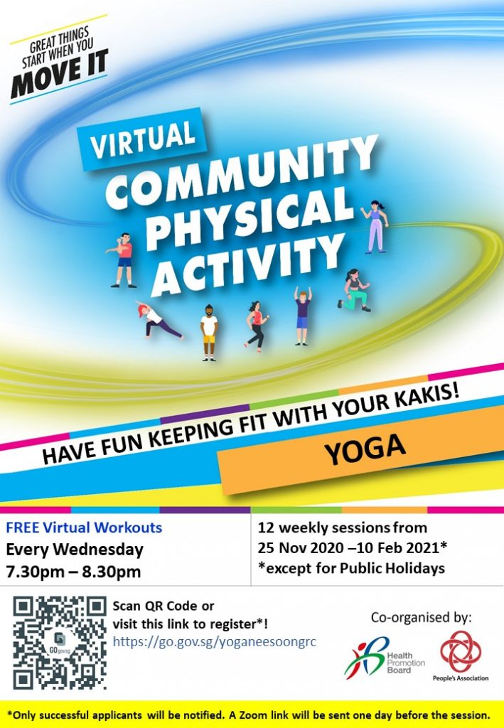 Virtual Community Physical Activity