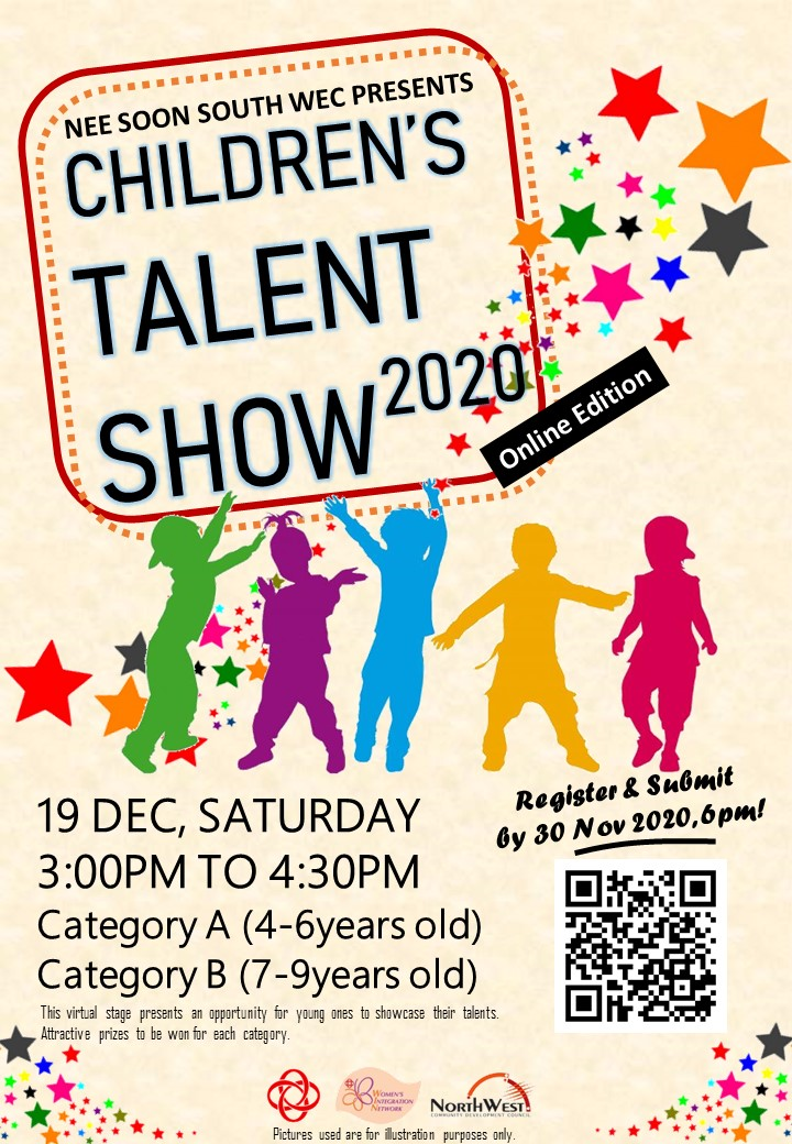 Children's Takent Show 2020